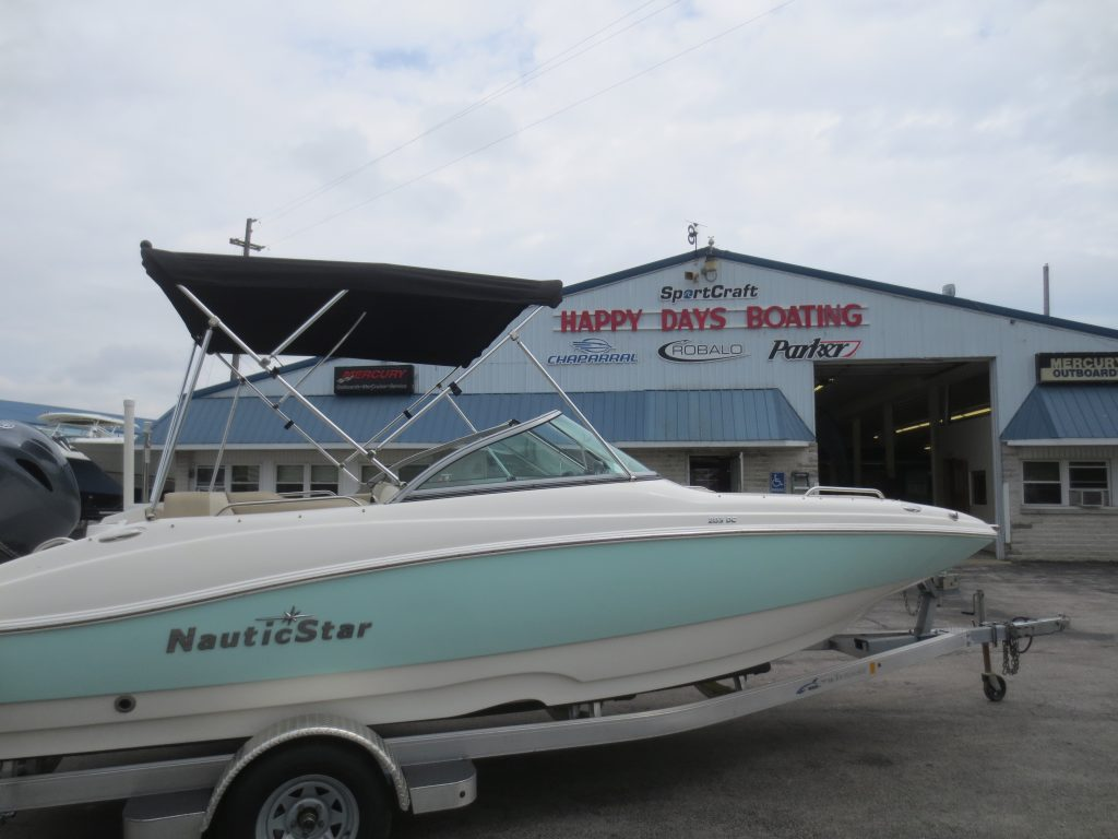 New & Used Fishing Boats | Boat Parts | Happy Days Boating