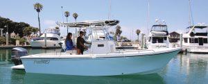parker center console boats for sale