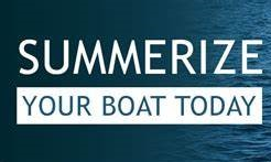 Summerize Your Boat Today